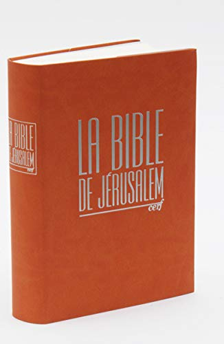 9782204115919: Bible Jerusalem Integra Fauve