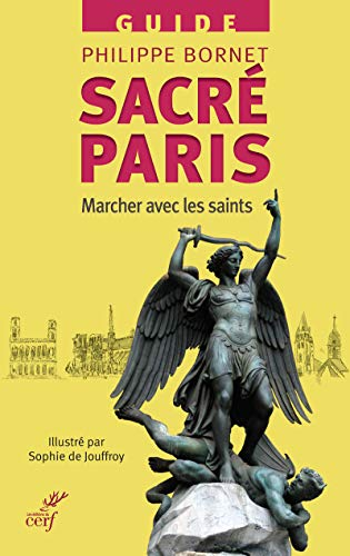 9782204136259: Sacré Paris - Marcher avec les saints
