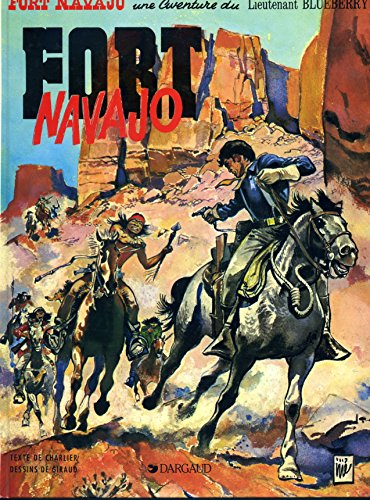 9782205001563: Fort navajo (Blueberry)
