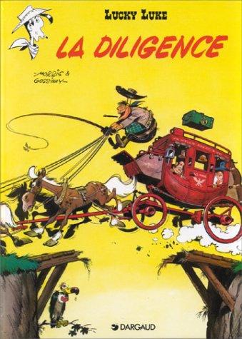 9782205003062: Lucky Luke, Tome 1 : La diligence