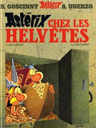 Astérix chez les Helvètes: Goscinny; Uderzo