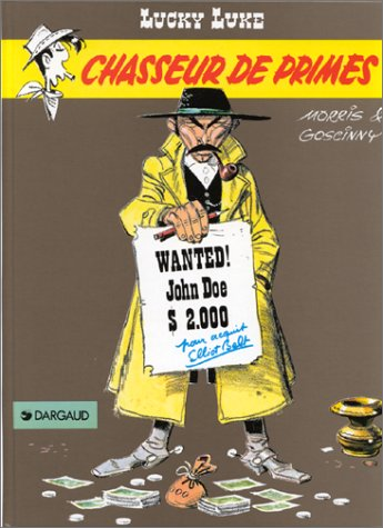 9782205006049: Chasseurs de primes (Lucky Luke) (French Edition)