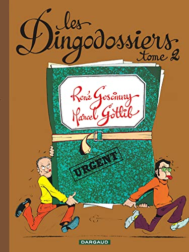 9782205006445: Les Dingodossiers, tome 2