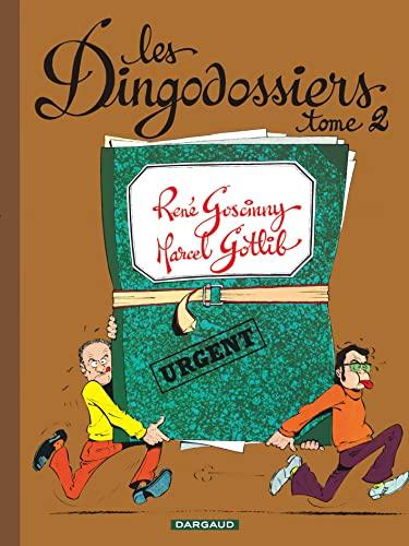 9782205006445: Les Dingodossiers, tome 2