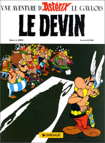 LE DEVIN (ASTERIX AND THE SOOTHSAYER)