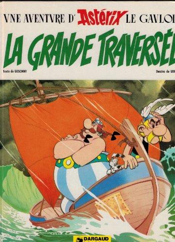 9782205008968: Astérix - La grande traversée