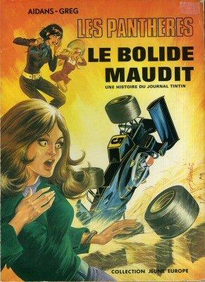 9782205009439: Le Bolide maudit (Les Panth�res)