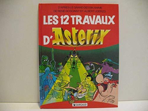 Les 12 Travaux D'Asterix: Goscinny; Uderzo; Studio Idefix