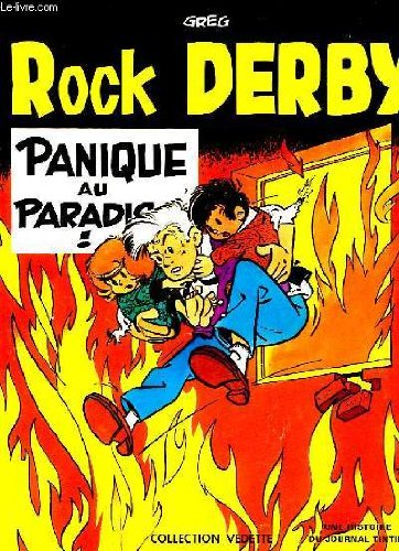9782205010206: Panique au Paradis (Rock Derby)