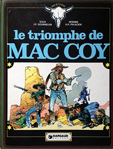 9782205010350: Le triomphe de Mac Coy (Mac Coy .)