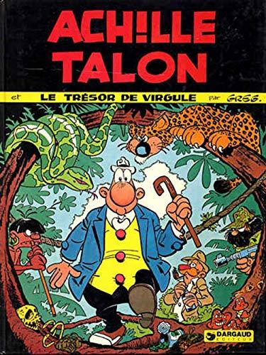 Achille Talon et Le Tresor De Virgule: Greg