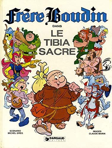 9782205010428: Le Tibia sacré (Frère Boudin)
