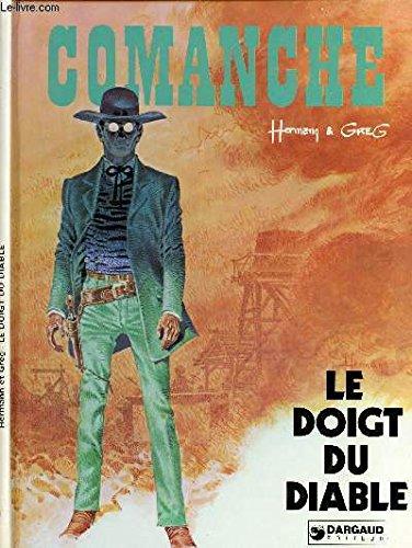 9782205010787: Le Doigt Du Diable : Une Histoire Du Journal Tintin