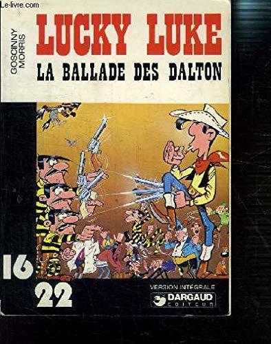 9782205012460: La Ballade des Dalton (Lucky Luke)
