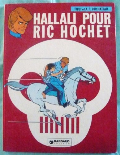 Ric Hochet, n° 28 : Hallali pour Ric Hochet