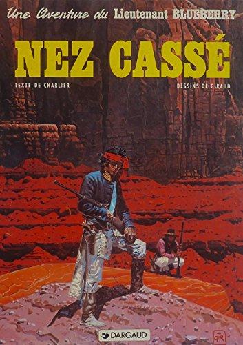 9782205016369: Nez Cassé (Blueberry)