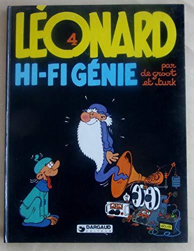 9782205016765: Léonard, n° 4 : Hi-fi génie