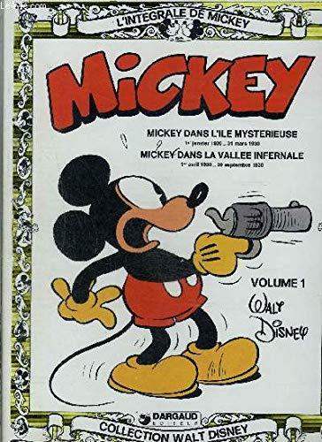 9782205018035: L'Int�grale de Mickey