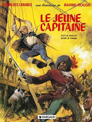 9782205018578: Barbe-Rouge, tome 18 : Le Jeune Capitaine
