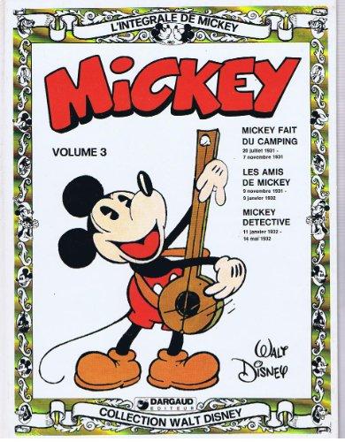 9782205019964: L'Intégrale de Mickey