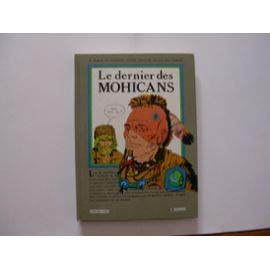 9782205020601: Le Dernier des Mohicans, en BD