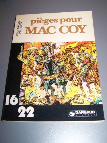 9782205021783: Pièges pour Mac Coy (Mac Coy .)