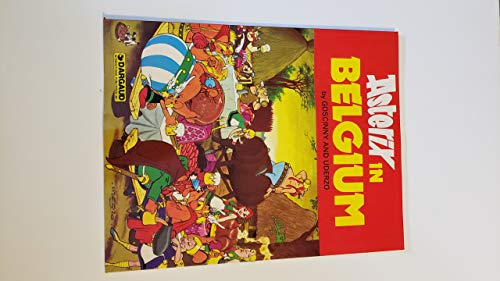 9782205023039: Asterix in Belgium (An Asterix Adventure)