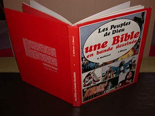 Les Peuples de Dieu : Une Bible: Claude Moliterni; Jesus