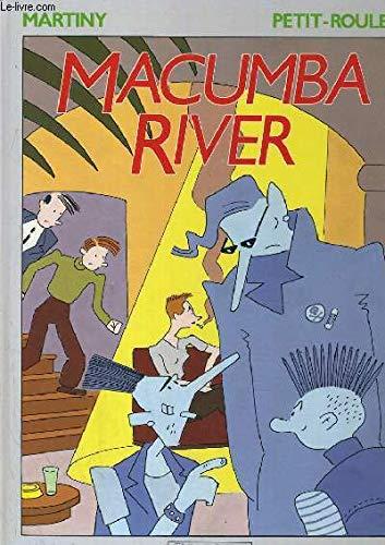 Macumba river: Martiny