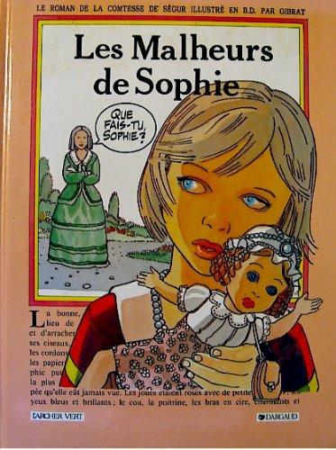 9782205027891: Les malheurs de Sophie, en BD
