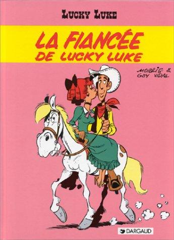 9782205030433: Lucky Luke, tome 24 : La Fianc�e de Lucky Luke