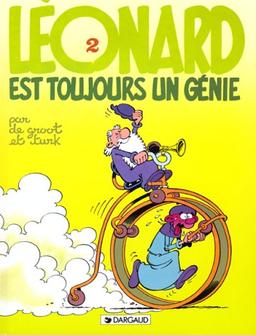 9782205032093: LEONARD NUMERO 2 : LEONARD EST TOUJOURS UN GENIE