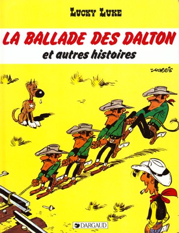 9782205032628: Lucky Luke, tome 26 : La Ballade des Dalton et autres histoires