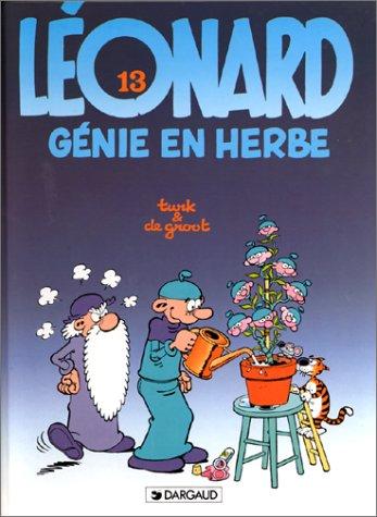 9782205034059: Léonard, tome 13 : Génie en herbe