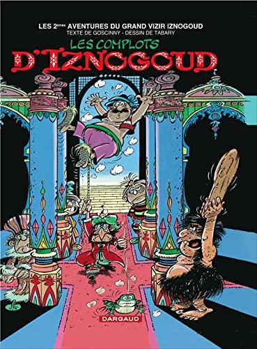 Iznogoud, tome 2 : Les complots d'Iznogoud (French Edition): René Goscinny