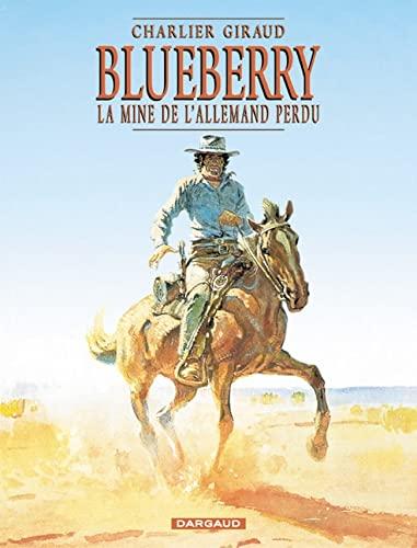 9782205043396: Blueberry, tome 11 : La Mine de l'Allemand perdu