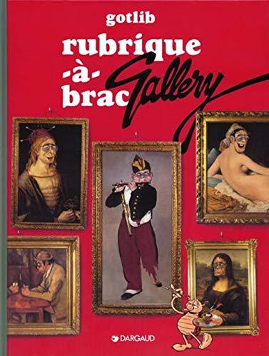 9782205045819: Rubrique à brac : RAB Gallery