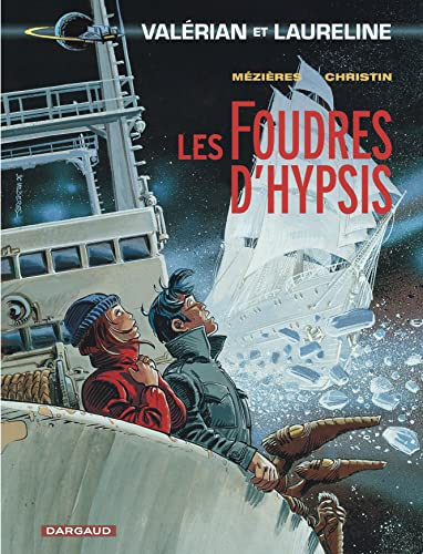 9782205046588: Valérian, tome 12 : Les Foudres d'Hypsis
