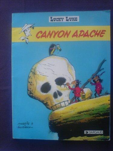 9782205048995: Morris - Lucky Luke - McDonald's - Canyon Apache - album promotionnel
