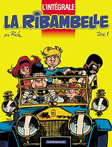 9782205049350: La Ribambelle, tome 1
