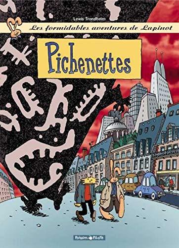9782205050080: Les Formidables Aventures de Lapinot, tome 2 : Pichenettes