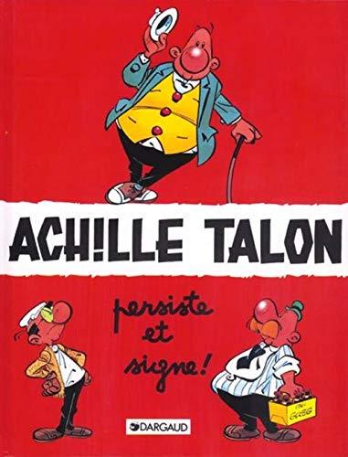 9782205050134: Achille Talon persiste et signe, tome 3