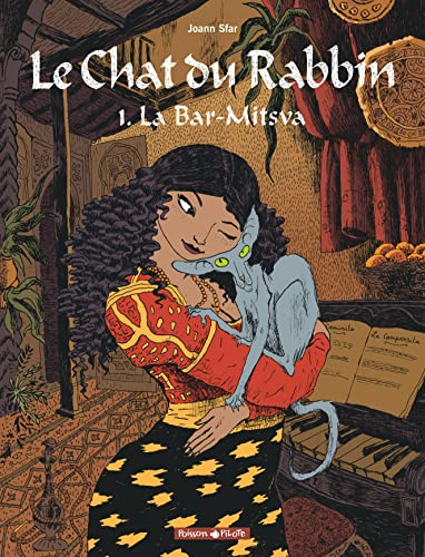 9782205052077: Le Chat du Rabbin, tome 1 : La Bar-Mitsva (French Edition)