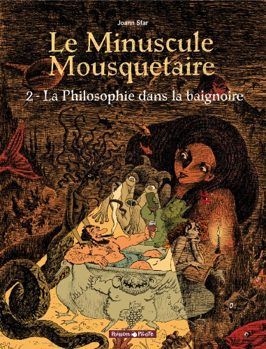 9782205053500: Le Minuscule Mousquetaire, Tome 2 (French Edition)