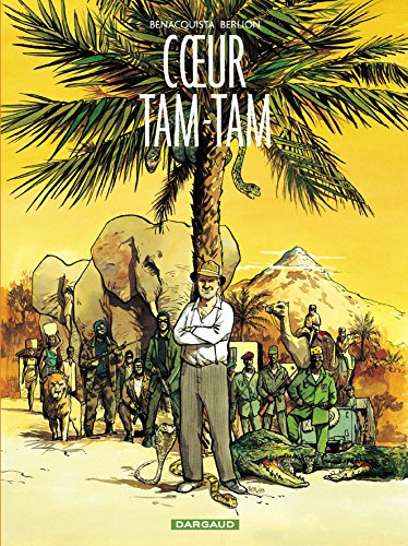 Coeur Tam-Tam (French Edition): Olivier Berlion