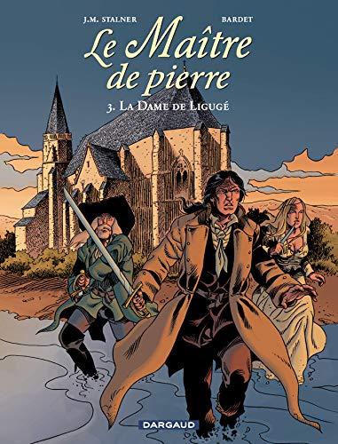 9782205054224: Le Maître de Pierre, tome 3 : La Dame de Ligugé