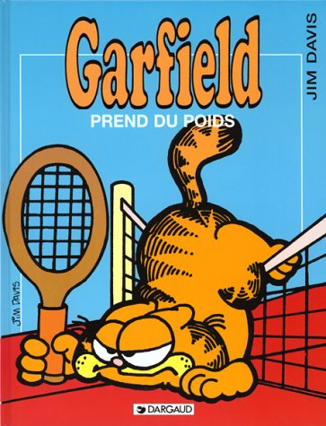 9782205054385: Les Indispensables BD : Garfield, tome 1 : Garfield prend du poids