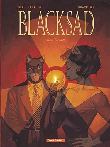 9782205055641: Blacksad - tome 3 - Ame rouge