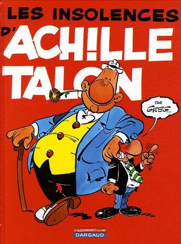 9782205058543: Les Insolences D'achille Talon