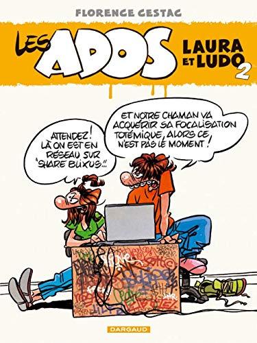 9782205060041: Ados Laura et Ludo (Les) - tome 2 - Ados Laura et Ludo (Les) (2)